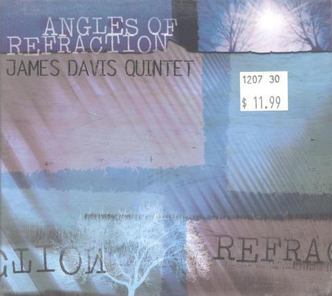James Davis Quintet CD