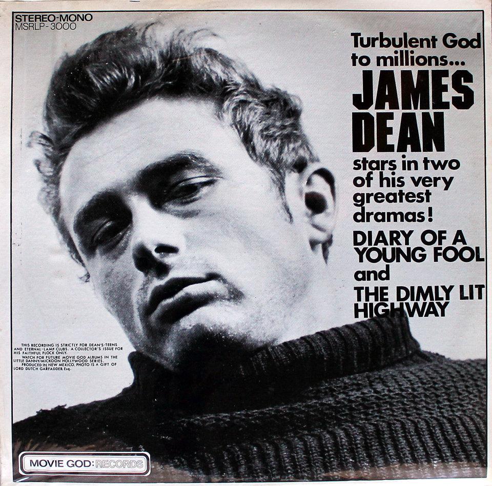 """James Dean Vinyl 12"""" (New)"""