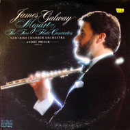 "James Galway Vinyl 12"" (Used)"