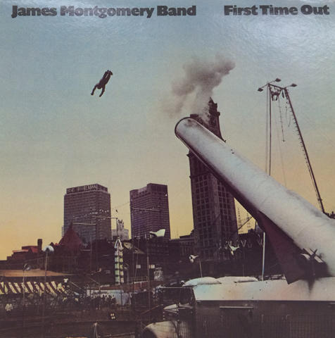 "James Montgomery Band Vinyl 12"" (Used)"