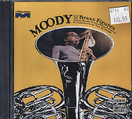 James Moody Orchestra and Quartet CD