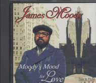 James Moody CD