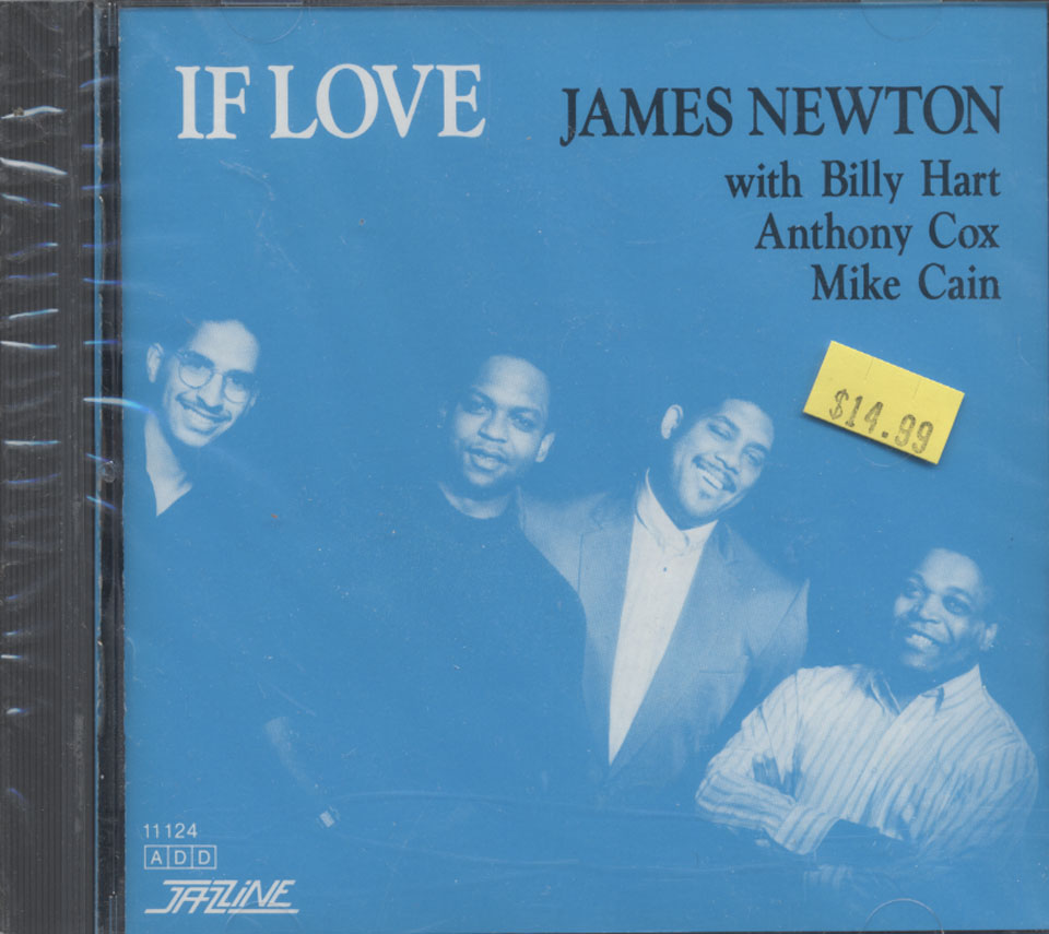 James Newton CD