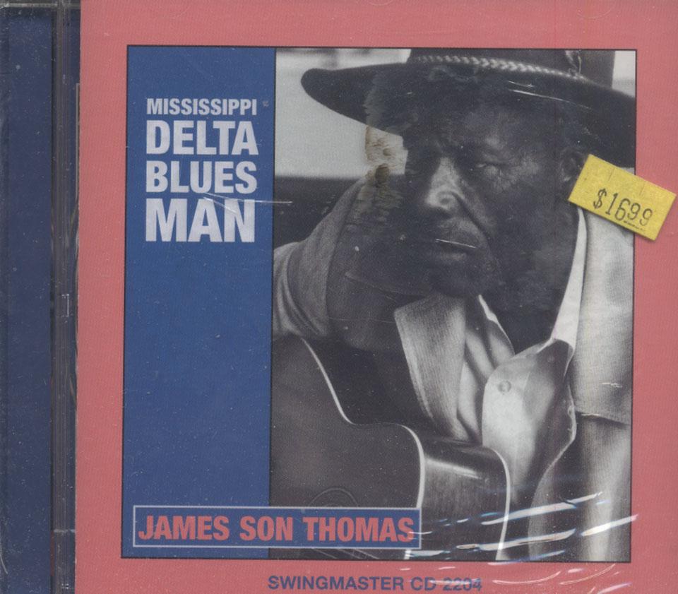James Son Thomas CD