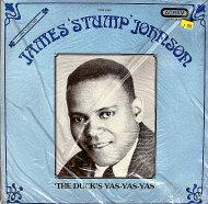 "James 'Stump' Johnson Vinyl 12"" (New)"