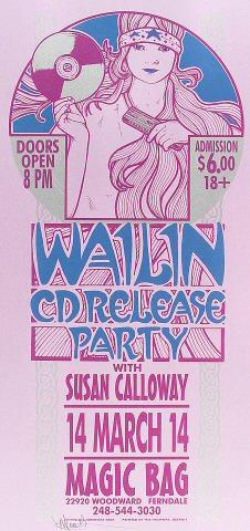 James Wailin Poster