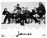 James Promo Print