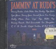 Jammin' At Rudi's CD