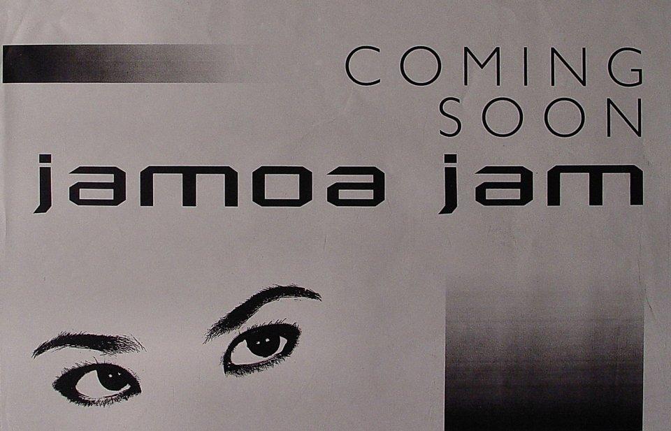 Jamoa Jam Poster