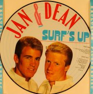 "Jan and Dean Vinyl 12"" (Used)"