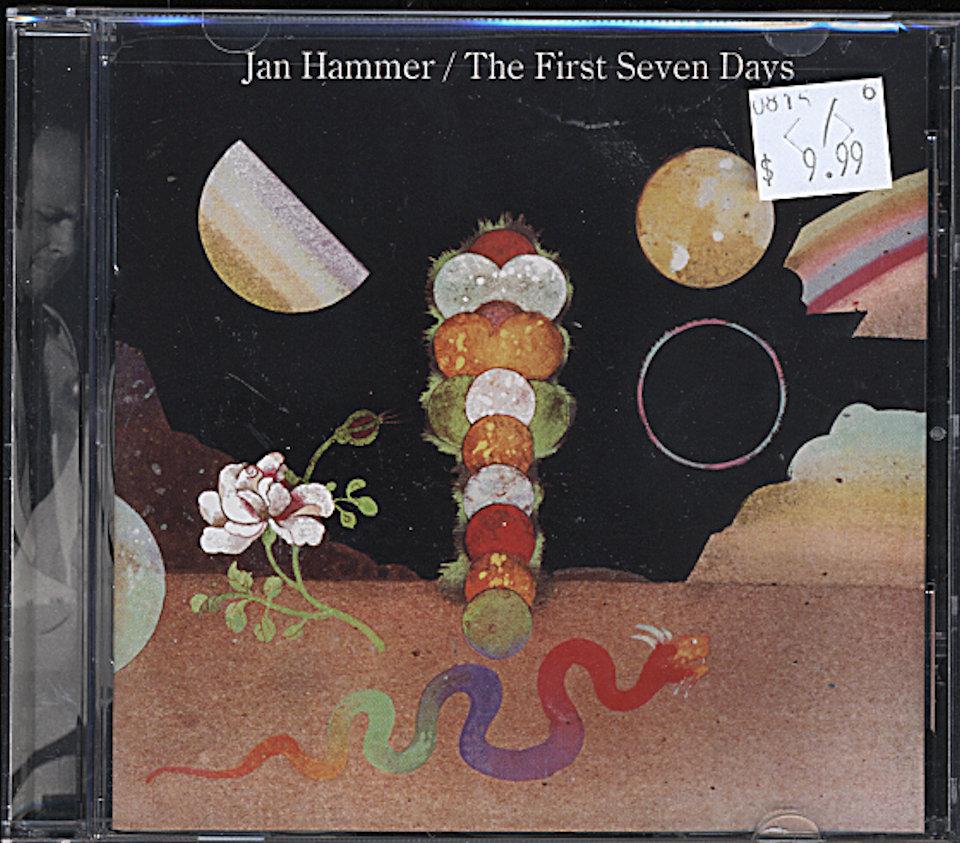 Jan Hammer CD