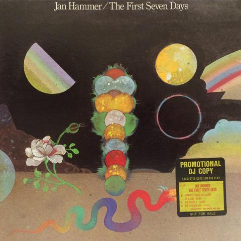 "Jan Hammer Vinyl 12"" (Used)"