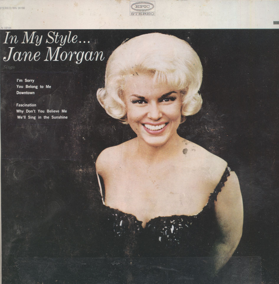 Jane Morgan Jane Morgan new pics