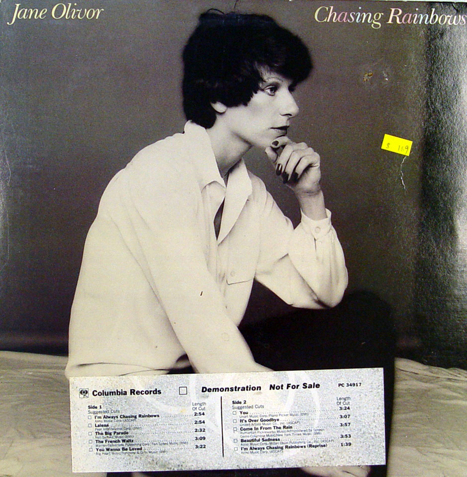 "Jane Oliver Vinyl 12"" (Used)"