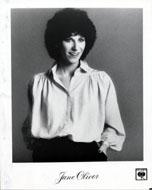 Jane Olivor Promo Print