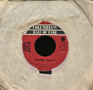 "Janis Joplin / Big Brother and The Holding Company Vinyl 7"" (Used)"