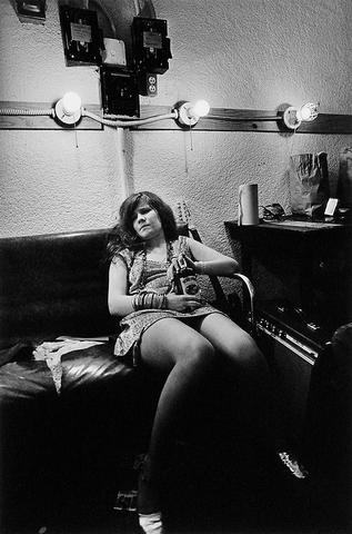 Janis Joplin Vintage Print