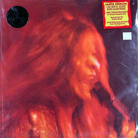 "Janis Joplin Vinyl 12"" (New)"