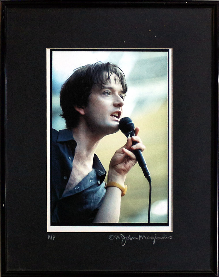 Jarvis Cocker Framed Vintage Print
