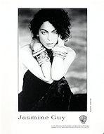 Jasmine Guy Promo Print