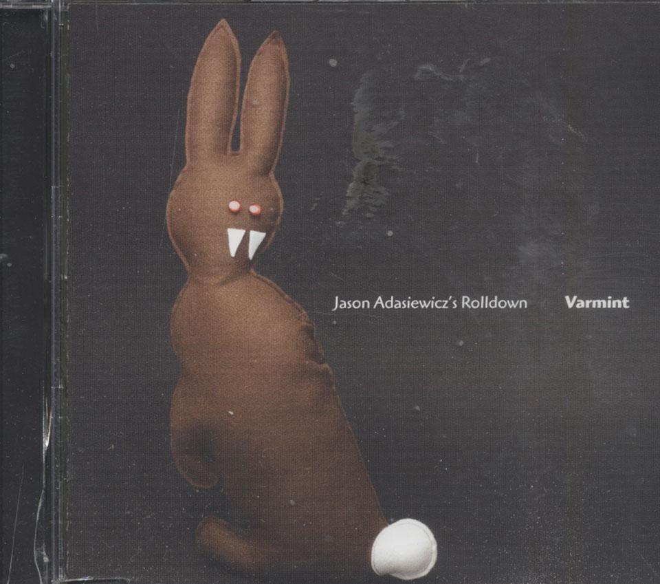 Jason Adasiewicz's Rolldown CD