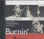 Javon Jackson / Billy Pierce CD
