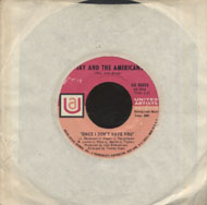 "Jay & the Americans Vinyl 7"" (Used)"