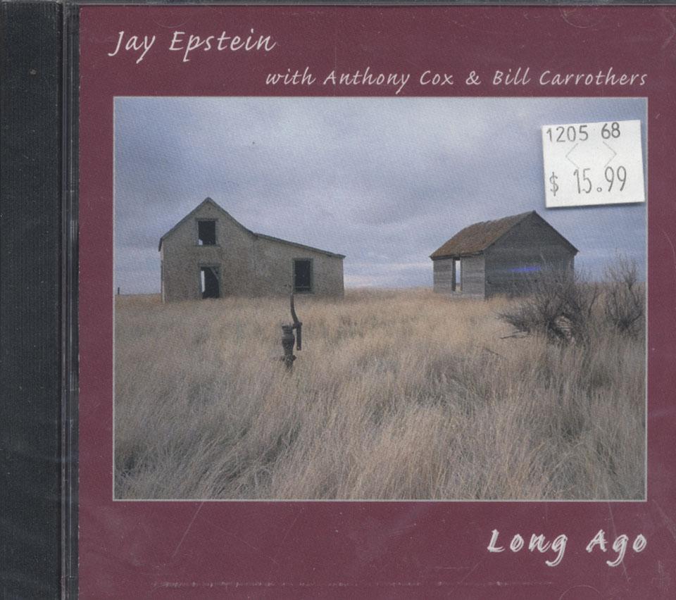 Jay Epstein CD