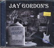 Jay Gordon's Blue Venom CD