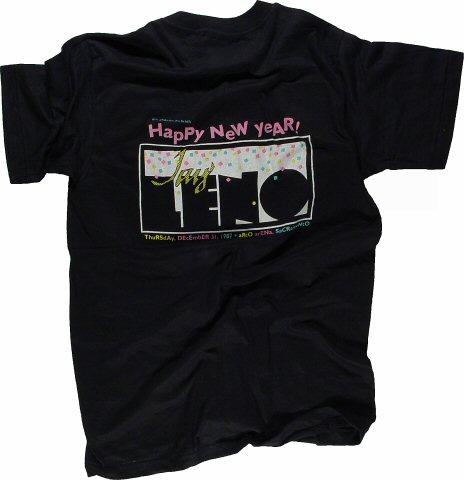 Jay Leno Men's Vintage T-Shirt reverse side