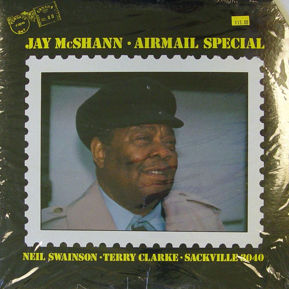 """Jay McShann Vinyl 12"""" (New)"""