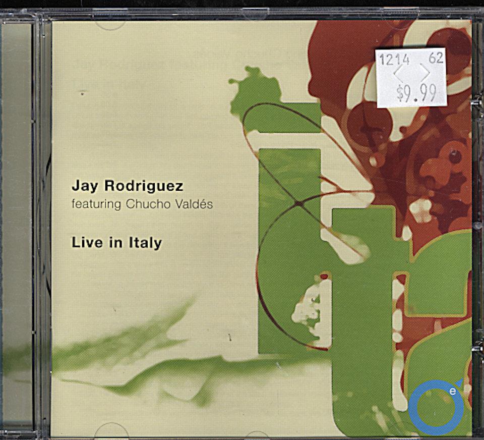 Jay Rodriguez CD