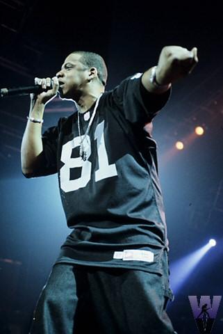 Jay-Z Fine Art Print
