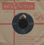 "Jaye P. Morgan Vinyl 7"" (Used)"