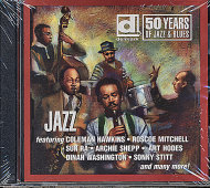 Jazz: 50 Years Of Jazz & Blues CD