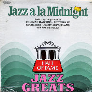 "Jazz A La Midnight Vinyl 12"" (New)"