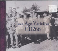 Jazz Age Varieties CD266 CD