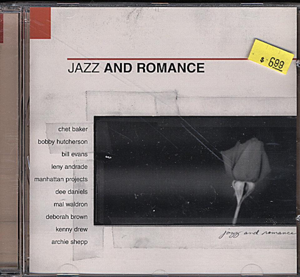 Jazz And Romance CD