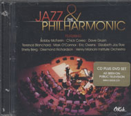 Jazz & The Philharmonic CD