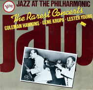 "Jazz At The Philharmonic: The Rarest Concerts Vinyl 12"" (Used)"