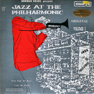 "Jazz At The Philharmonic, Volume 1 Vinyl 12"" (Used)"