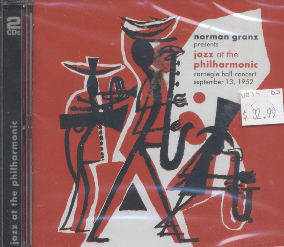 Jazz at the Philharmonic CD