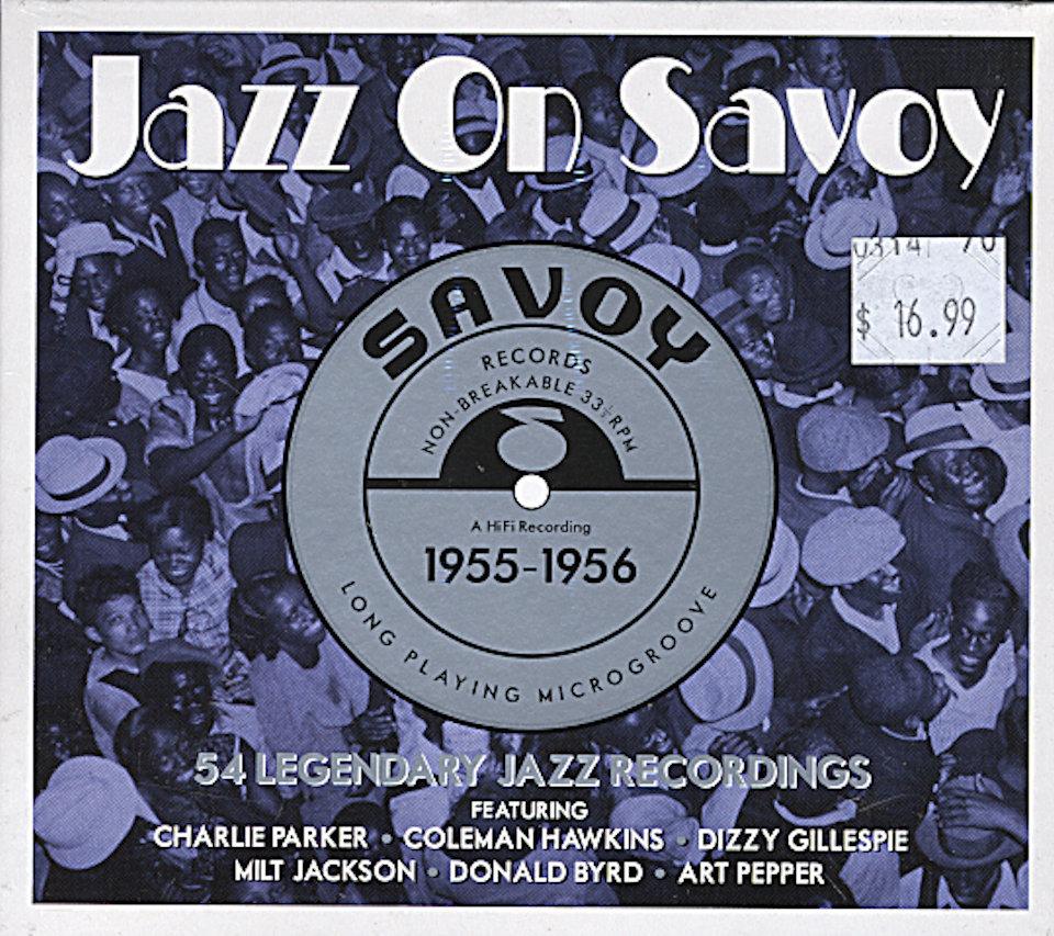 Jazz At The Savoy 1955-1956 CD