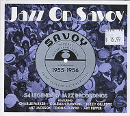 Jazz At The Savoy 1955-1956 CD