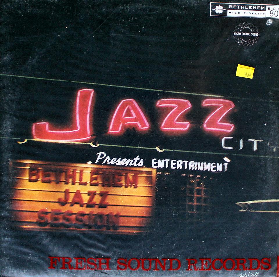 """Jazz City Presents...Entertainment Vinyl 12"""" (New)"""