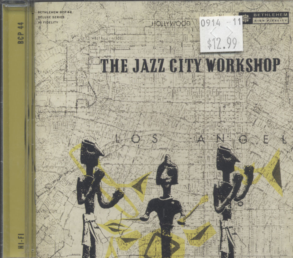 Jazz City Workshop CD