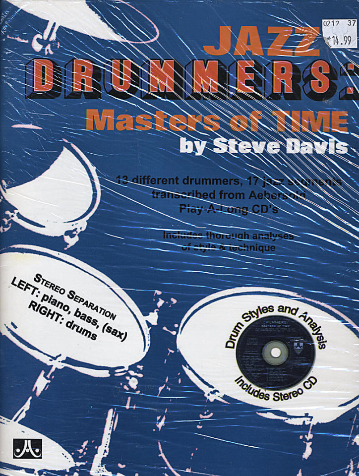 Jazz Drummers: Masters of TIME