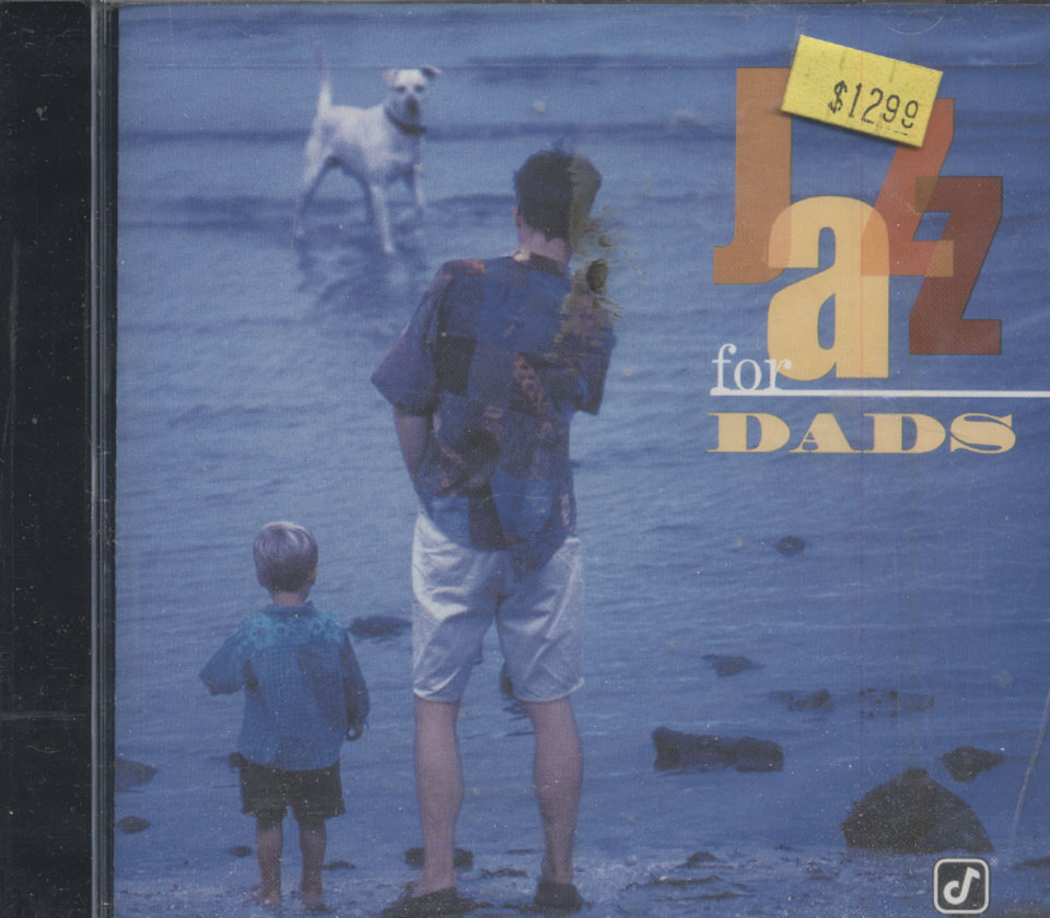 Jazz For Dads CD