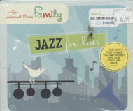 Jazz For Kids CD