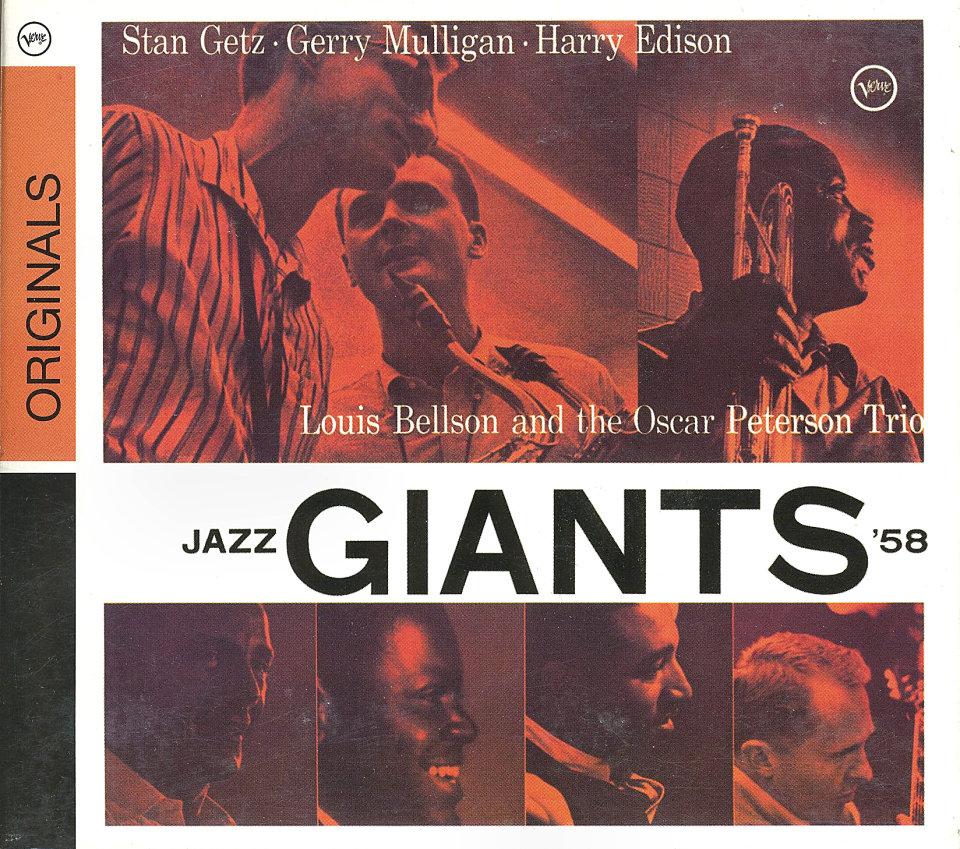 Jazz Giants '58 CD